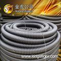 HDPE tubo corrugado de carbono