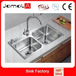 Jomola kitchen cabinet stainless steel sink JD-8145