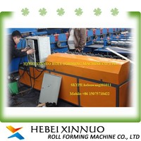 xinnuo Automatic light gauge track and stud roofing channels making machine