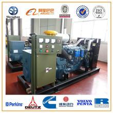 Environmental 50KW generador a gas natural para la venta