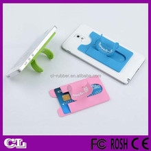 Wholesale Touch U Design Silicon Cell Phone Holder For Watch Video & Photo