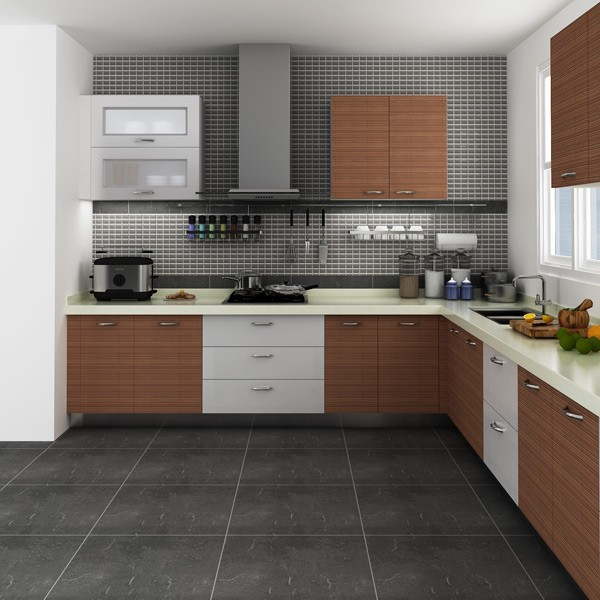 Modular kenya project simple l shaped small kitchen for Kenya kitchen designs