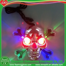 Factory Price Halloween Glowing Necklaces