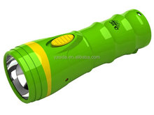 2015 new product mini 1w mutifuction rechargeable Led torchlight with dual way
