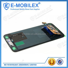 No dot for galaxy s6 edge LCD, wholesale LCD for Samsung s6 digitizer