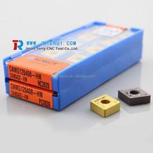 Korloy Carbide Inserts Turning Inserts CNC Lathe Tools CNMG120408-HM NC3020