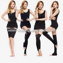 Women Compression Calf Copper high quality thigh slimming