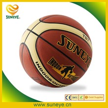 Custom Made PU Laminated Basketballs