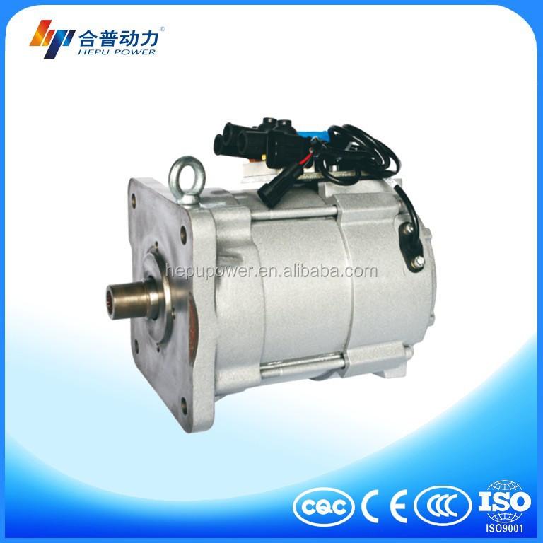 Small Ac Electric Motor Hpq3 5 60 18n Electric Wheel Hub