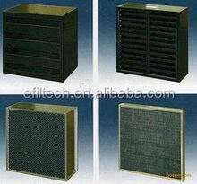 Good quality Have activated carbon compound hepa panel air filter