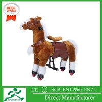 Hot design walking horse toy, jumping animal toy, moving animal toy for kids RT23