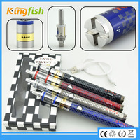 New starter kit 1.5ohm atomizer evod twist 3 m16 create healthy life e-cigarette for china wholesale