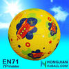 2015 rubber Playground ball 5 inches hot sale wholesale