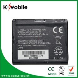 1500mAh Battery Li3710T42P3h483757 for ZTE F930 T930 Telstra T930 Bubble Touch E810 Vodafone 1230 V1230 F450