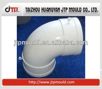 high quality&cheap plastic injection pipe fitting mold,mould for pe pipe
