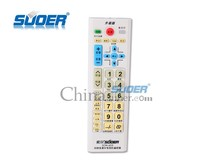Suoer 2015 New TV Remote Control Universal LED TV Remote Control TV Control with CE&ROHS