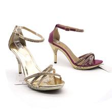 elegant lady comfortable pu leather thong fancy wedge heel women slippers