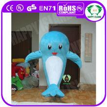 HI CE delfín adulto disfraz