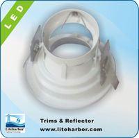 aluminum 4 inch par20 white black silver mocha economic cheap lights for home