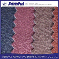 Faux dye suede leather for shoe