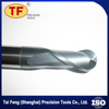 Hot China Products Wholesale 2 Flutes Long Tungsten Carbide Ball Nose End Mill Cutters