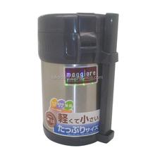 trendy food flask 200ml sport drinkware bottle keep hot vacuum lunch box ss 304 food flask