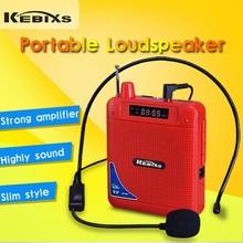 2015 best price portable handheld speaker and outdoor loudspeaker