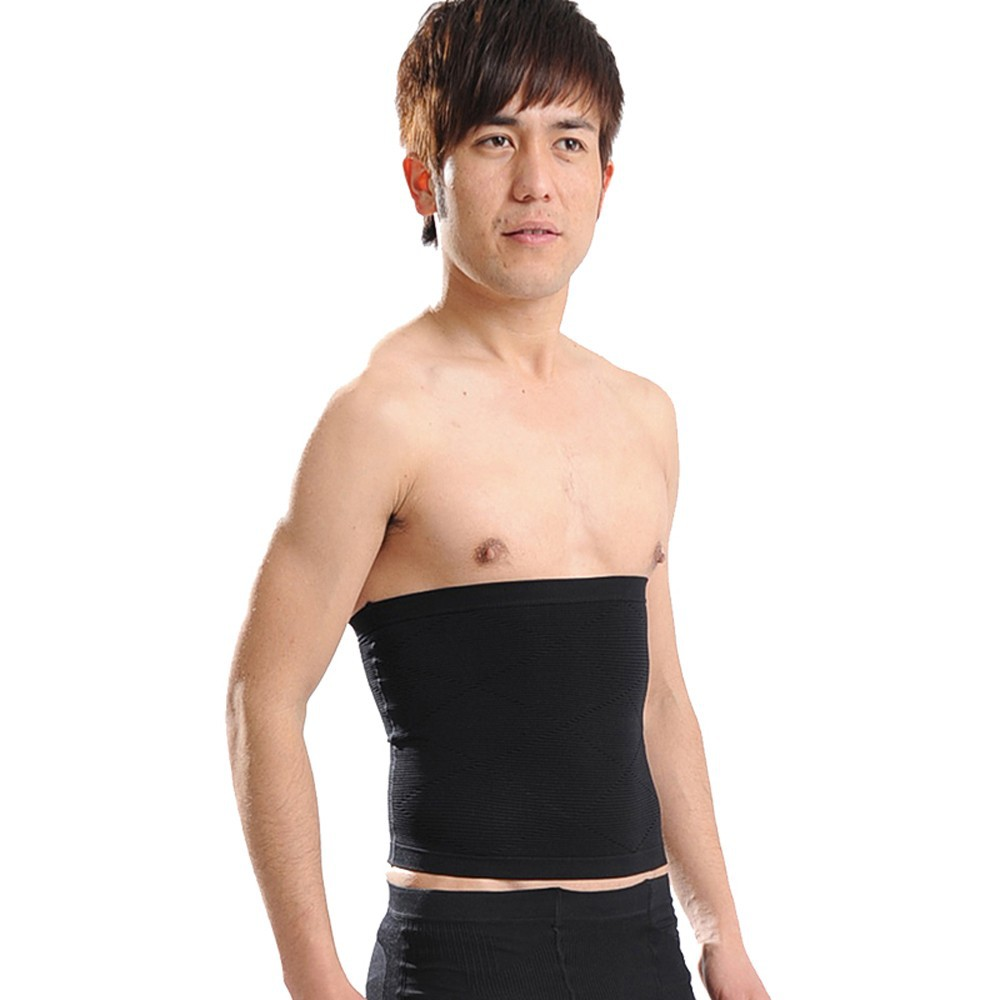 Men Abdomen Slimming Shaping Belt Mens Slimming Male Waist ...