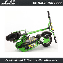 CE certificate 2 wheels foldable 6-8 charge time 48V 1000W electric scooter