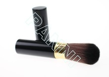 Design exported synthetic hair duo fiber brushes set 1pcs