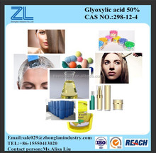 Cosmetic raw material glyoxylic acid 50%