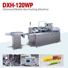 Ointment Bottle Box Packing Machine Price