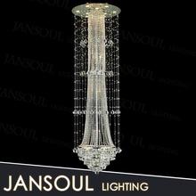 Top quality K9 crystal led modern crystal lighting, lighting crystal