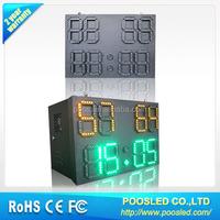led outdoor waterproof scoreboard