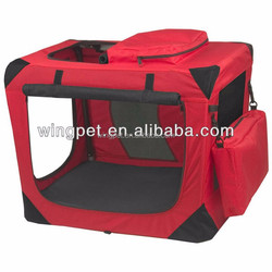 pet product folding fabric dog crate large dog carriers