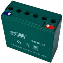 12V rechargeable lead acid storage battery electric motorcycle