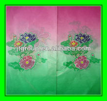 colorful tissue paper wrapping tissue paper