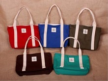 zakka the multicolored anchor storage and shopping bag,large shop bag