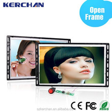 15.6 Inch lcd monitor with 12v dc input / lcd monitor 12 volt / lcd monitor with hdmi input