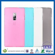 C&T 2015 new design glossy tpu soft back cover case case for oneplus mini china price