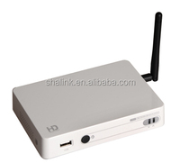 Smart white HD100C arabic channels iptv set top box media player