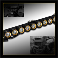 latest design FREE DIY offroad 50w 100w 150w 200w 250w 4x4 led light bar with cree chip