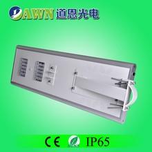 40W excellent motion sensor integrated all in one solar led street light Single Led Light Bead