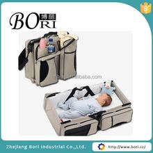 foldable baby bed sleeping bag