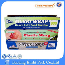 2015 HOT SALE!! High quality plastic food wrap/ Freshness Protection Film