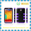 3 in 1 cell phone case for Samsung Galaxy Note 3