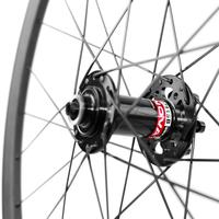 """Light MTB wheelset!! 29er * 35mm Hookless 29er carbon mtb wheels Tubeless 28-32h 29"""" carbon mountain bike wheel XRC29-35"""