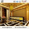 decorative panel fiber 3d panel with high quality and interior wall paneling