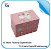Best decoration gift for girls ballerina jewelry storage box christmas music box