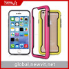 Newvit Back cover 2 case for iPhone6 plus / mobile phone case / Durable materials TPU + PC